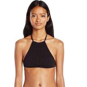 e860aec974 NWT Cute Roxy Cozy and Soft Crop Bikini Top Med 🤩